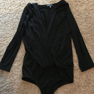 Women's bebe bodysuit